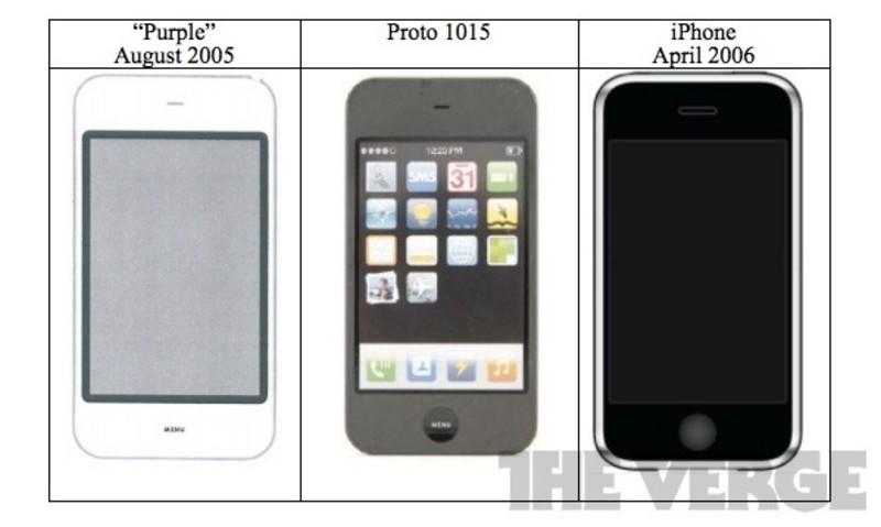 苹果反驳抄袭 iphone原型设计早于jony (1/2)