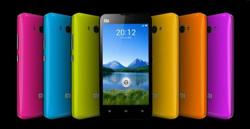 四核1.5GHz+2GB内存 小米二代正式发布