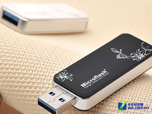 微闪 USB3.0优盘评测