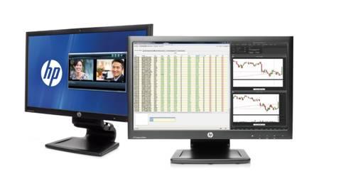 惠普重磅推出两款全新商用显示器