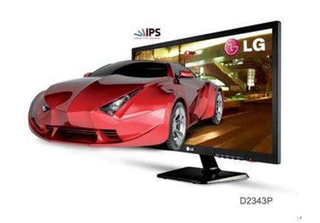 IPS+不闪式3D强强联手,LGD2343P撼动你的视觉神经(全文)