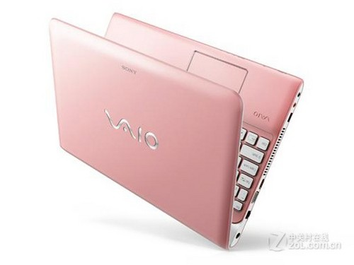 索尼 E15粉色 外观图