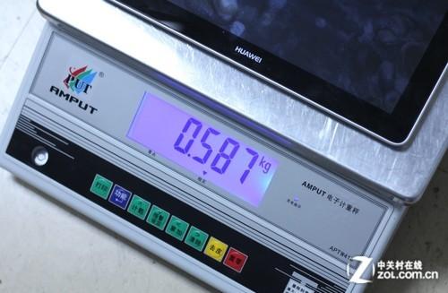 针锋相对 华为2499 долларов海思四核平板首测