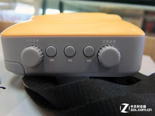 高强度塑料打造 朗琴入门级扩音器99元