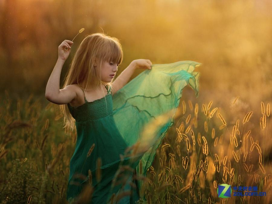 记录美好童年 唯美浪漫儿童摄影作品欣赏 数码