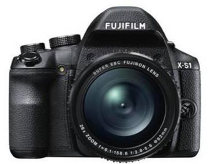 """威""""摄""""力十足的FujifilmX-S1"""