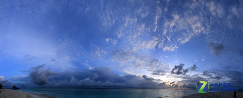 行摄马尔代夫 海边邂逅妙龄比基尼美女