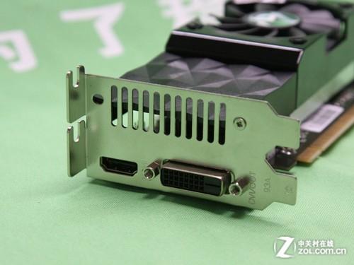 优秀HTPC显示选择 铭瑄GT640 Mini到货
