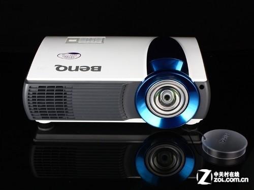 激光短焦互动教学 明基LW61ST视频评测
