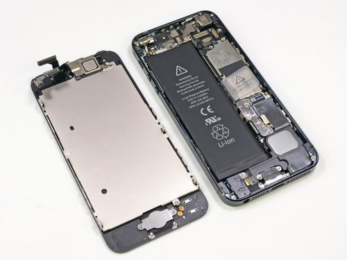 容易维修!苹果iPhone 5拆解全攻略