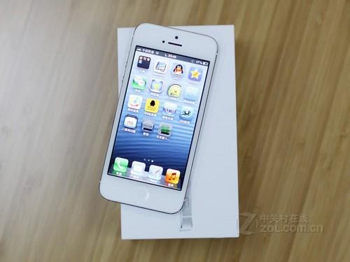 神机继续发力 16GB苹果iPhone 5再次降价