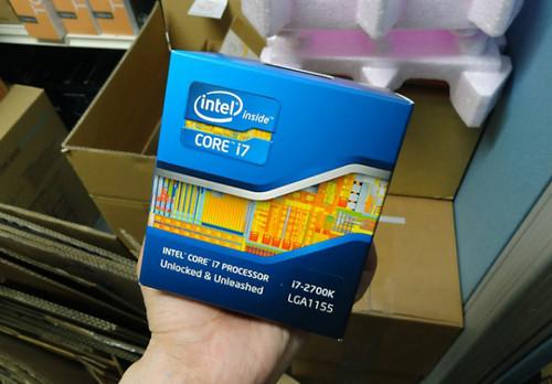 SNB大限将至 Core i5-3450也未能幸免