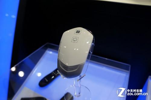2012香港电子展 新贵WIN8鼠标首次亮相