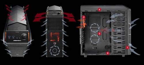 机箱技术你懂吗?了解机箱从魔蝎X1开始