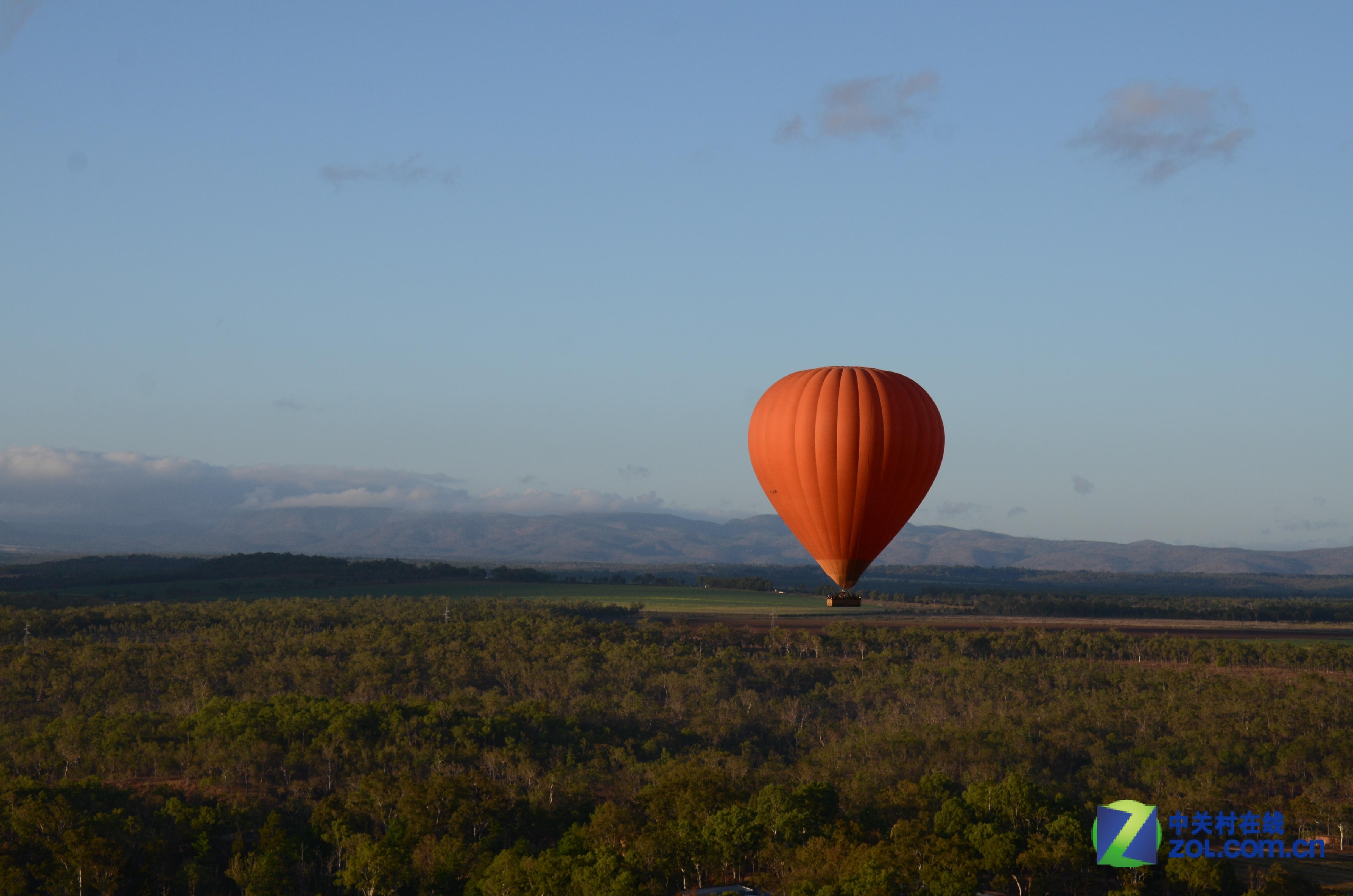 行摄澳洲魅力风景 热气球放飞美丽梦想