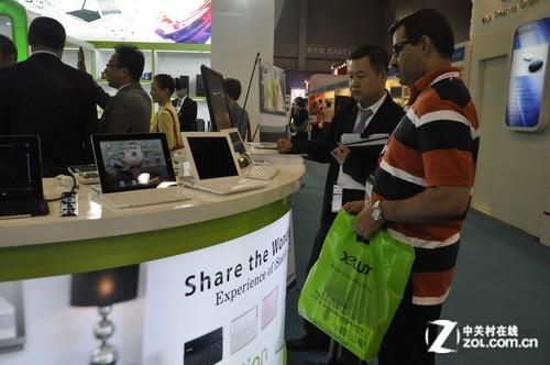 香港电子展完美落幕 多彩主场优势明显
