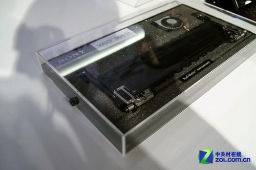 索尼发布Windows 8平台VAIO系列触屏电脑