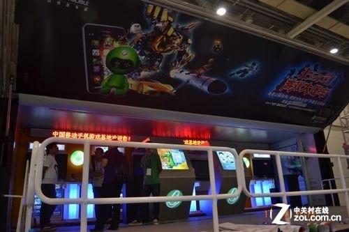 2012苏博会eMEX 钢铁侠助阵中国移动