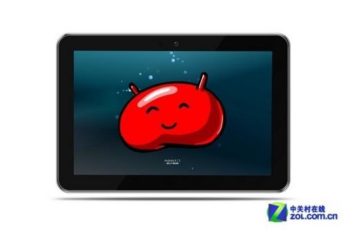 升级神速 智器T30成国内首款安卓4.1.2平板