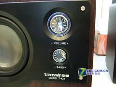 月底疯狂降价 全微T421音箱低价甩货!