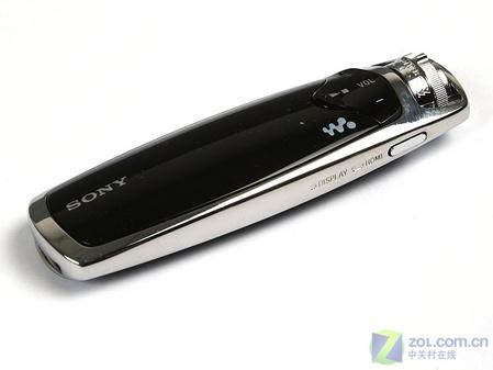 索尼 NW S705F细部赏析 先睹为快 索尼NW S705F真机测...