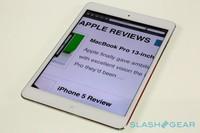 没有Retina也可以 iPad mini屏幕评测