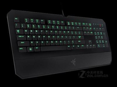 Razer 噬魂金蝎背光版游戏键盘