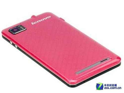 限量玫瑰 红色联想乐Phone K860京东开卖