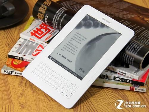 最强性价比电纸书 Bambook全键盘II评测