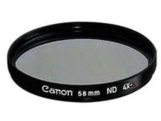 佳能58mm中密度滤镜 ND-4 L