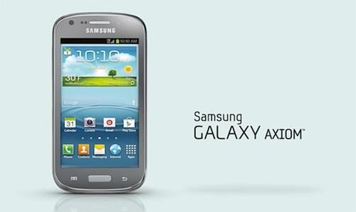 裸机399美元 三星Galaxy Axiom美国开售