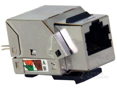 大唐保镖 超五类屏蔽网络模块DT2803-5P