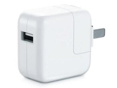 苹果 12W USB 电源适配器