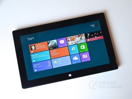 微软 Surface Pro 正面图