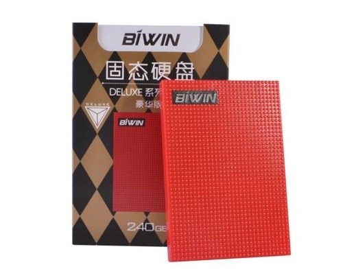 不惧意外断电BIWINC8380为安全存储而生