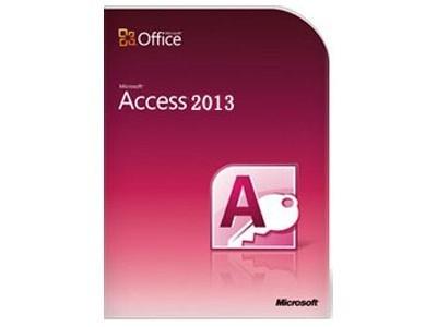 Microsoft Access 2013 32-bit/x64 ChnSimp DVD(中/英/日文)