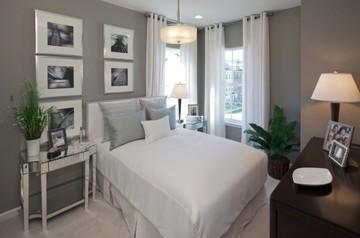 各具特色 温馨舒适的卧室照明实例赏析