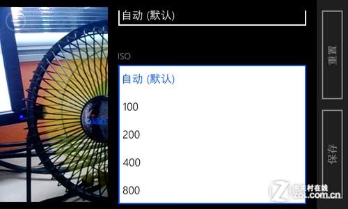 不仅仅是f/1.9大光圈 诺基亚720拍照评测