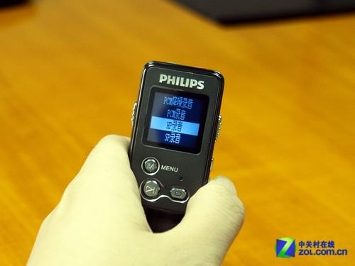全金属高性价比优选 飞利浦VTR6100评测