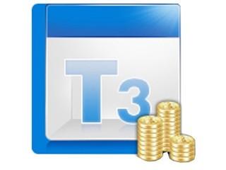用友T3-财务通普及版(总账)10.8plus1
