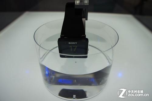 IFA2013:第二代索尼智能手表率先曝光