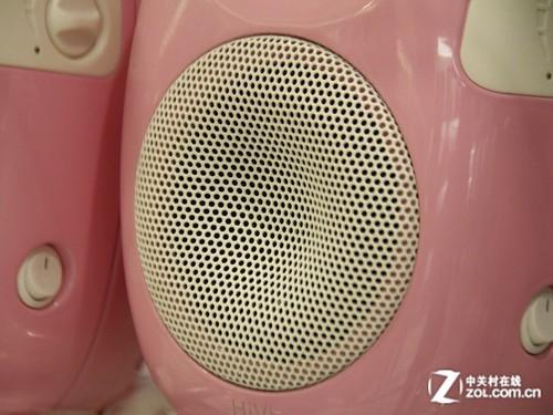 桌面HiFi音质体验 HiVi惠威音箱1960元