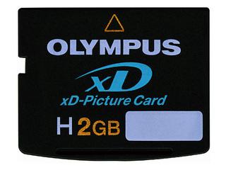 奥林巴斯XD卡(2GB)