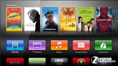 电视巨头唱反调:苹果不会推出iTV电视
