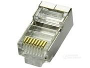 大唐保镖 六类屏蔽水晶头DT2802-6P