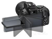 Nikon/尼康D5300(单机 2416万有效像素 不含镜头 全高清1080) 天猫官方旗舰店3190元