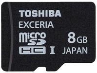 东芝EXCERIA TypeHD型 microSDHC UHS-I卡