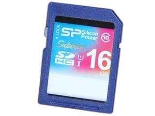 广颖电通SDHC Superior 高速相机存储卡 UHS-I support Class10(16GB)