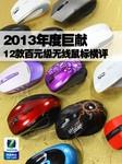 2013年末巨献 12款百元级无线鼠标横评