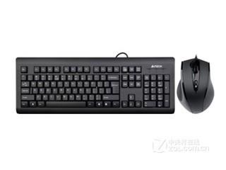 双飞燕KB-N9100针光键鼠套装
